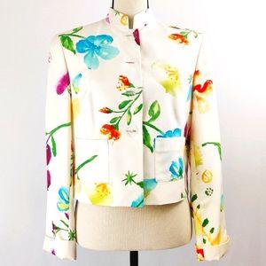 Kenzo Vintage Silk Jacket